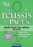Je réussis ma PACES - Edition 2017 - Ediscience - 15/06/2016