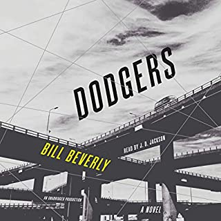 Dodgers audiobook cover art