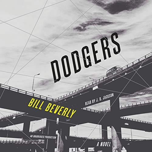 Dodgers audiobook cover art