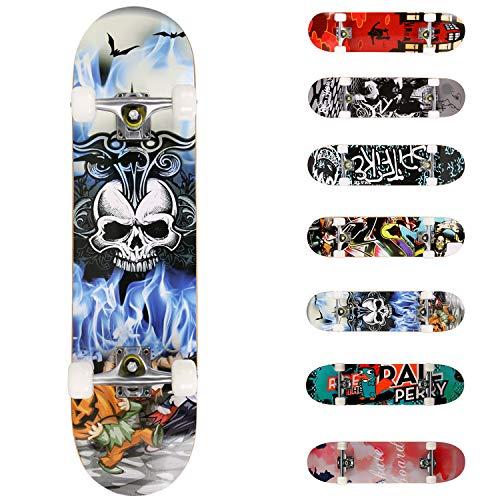 WeSkate Completo Skateboard 31