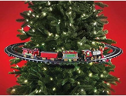 Addobbi Natalizi Americani Vendita On Line.Amazon It Trenino Di Natale Casa E Cucina