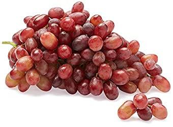 Grape Red Seedless Organic, 1 Bag