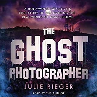 The Ghost Photographer audiobook cover art