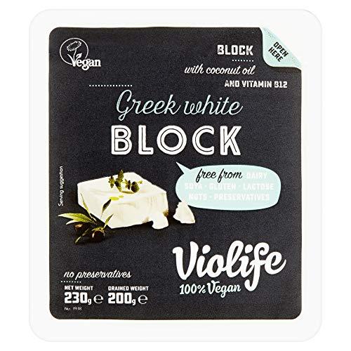 Violife Bloque Vegano Estilo Griego 230G Violife 1 Unidad 230 g