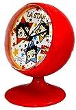 Betty Boop. Table Clock,Desk Clock,Alarm Clock & Bedside Clock,Official Licensed