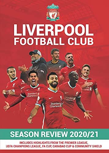 Liverpool FC Season Review 2020/21 [DVD]