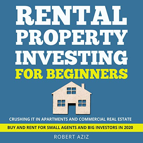 『Rental Property Investing for Beginners』のカバーアート
