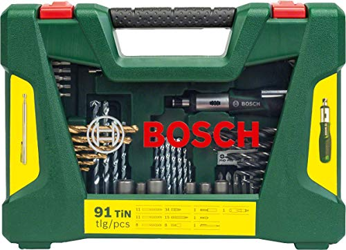 Coffret Bosch V-Line de 91 Outils de perçage/vissage