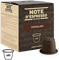 Note d'Espresso - Lot de capsules exclusivement compatibles avec machine Nespresso*