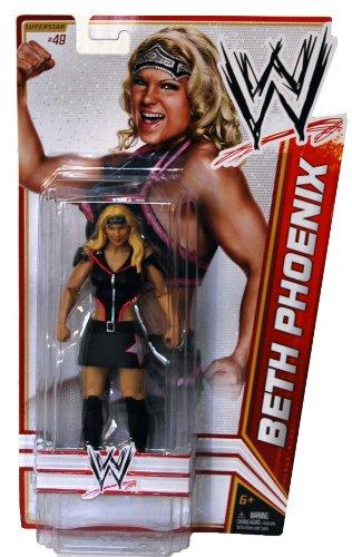 Mattel WWE Beth Phoenix Figure Série 21