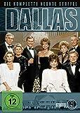 Dallas Staffel  9 (4 DVDs)
