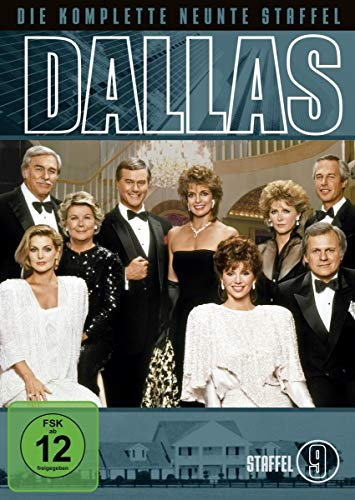 Dallas - Die komplette 9. Staffel [8 DVDs]