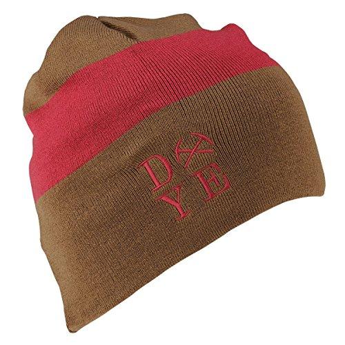 Dye Wollmütze Beanie Kopfbedeckung, Grau_600, One Size