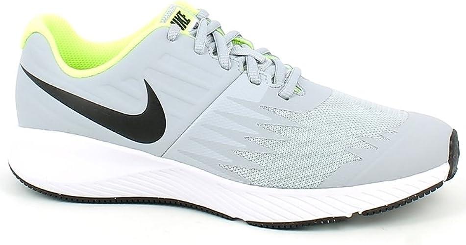 Nike Boys' Star Runner (GS) Running chaussures - Wolf gris