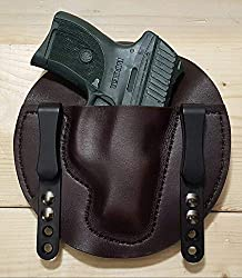 8 Best Ruger LC9S IWB Holsters | Inside Waist Band (Kydex