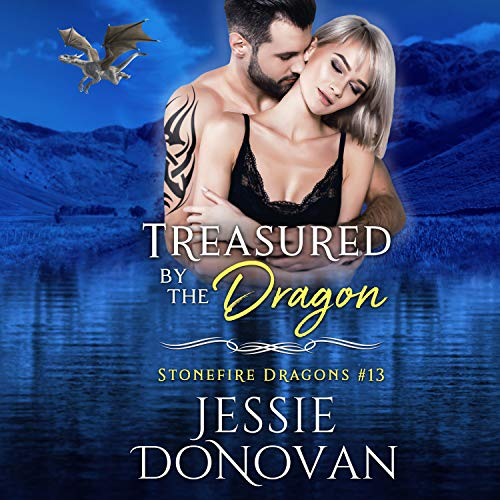 Treasured by the Dragon cover art