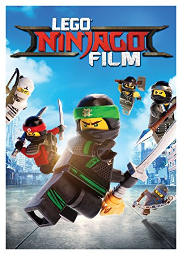 The LEGO Ninjago Movie [DVD] (IMPORT) (Keine deutsche Version)