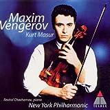 Violinkonzert Op. 53 / Sonate Op. 82 - Vengerov