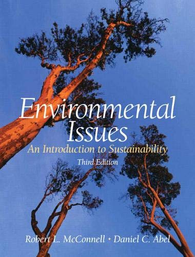 Environmental Issues: An Introduction to Sustainability