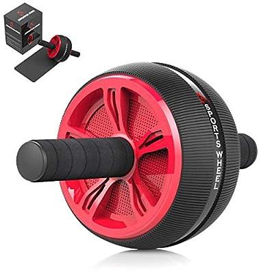 Swvzwy Ab Abs Roller Wheel Kit