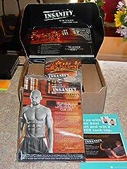 Shaun T 14DVD Insanity workouts Elite Nutrition Plan Fitness Guide INSANITY Calendar 14 Dvd workouts