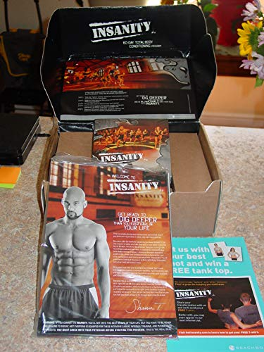 Insanity 60 Day Workout with Shaun …