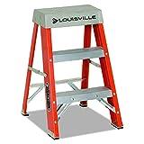 Louisville Ladder FS1502 Step Ladder, 2-Feet