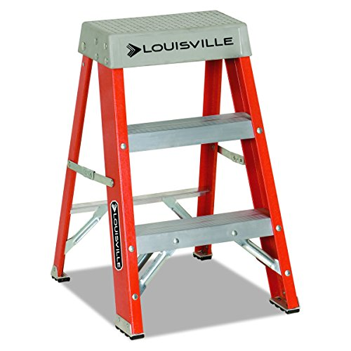Louisville Ladder FS1502 Step Ladder, 2-Feet
