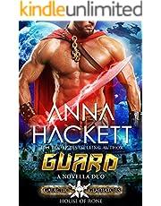 Guard: A Scifi Alien Romance (Galactic Gladiators: House of Rone Book 5)