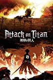 Close Up Attack On Titan Poster Manga/Anime (61 cm x 91,5