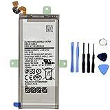 Ellenne Batería compatible con Samsung Note 8 N950F EB-BN950ABE de alta capacidad 3300 mAh con kit de desmontaje incluido