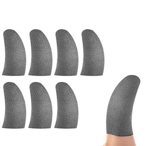 Fingerhüllen für Gaming, [8 Stück]...