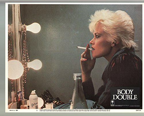 MOVIE POSTER: Body Double-Melanie Griffith-Color-Lobby Card-11x14-FN