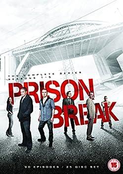 Prison Break  The Complete Series - Seasons 1-5 [DVD]