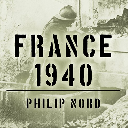 France 1940 audiobook cover art