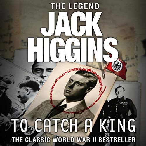 To Catch a King audiobook cover art