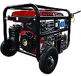 Mosa 5311030 Generadores Red Star-GE-6700, Gasolina de Motor, 4 Tiempos, 389 CC, 5,0 kW
