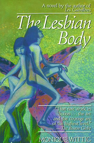 The Lesbian Body (Beacon Paperback, 709) (English and French Edition)