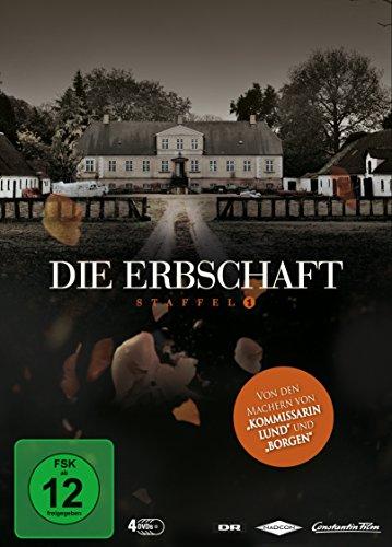 Die Erbschaft - Staffel 1 [4 DVDs]