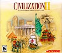 Sid Meier's Civilization II (Jewel Case) (輸入版)