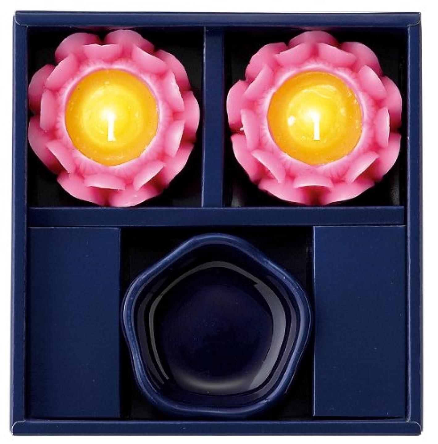 なる高く高さマルエス 蓮の花進物セット ピンク