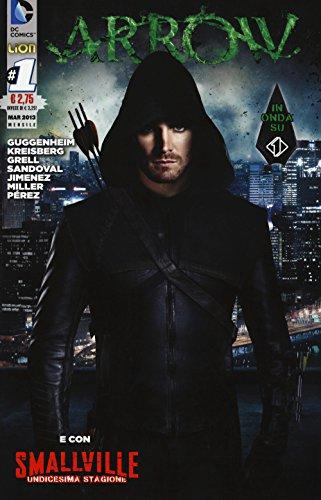 Arrow Smallville: 1 (DC Comics)