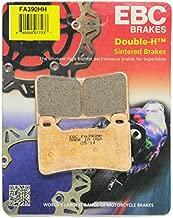 EBC Brakes FA390HH Disc Brake Pad Set, Black