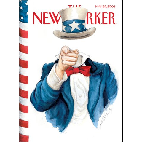 The New Yorker (May 29, 2006) audiobook cover art