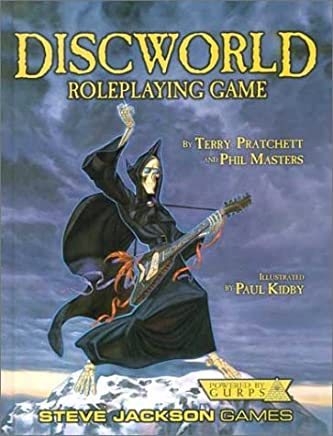 Discworld Roleplaying Game: Adventures on the Back of the Turtle