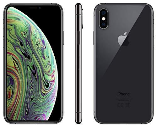 Apple iPhone XS 256GB SpaceGrau (Generalüberholt)