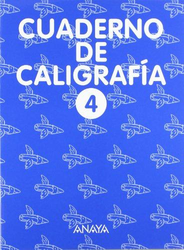 Cuaderno de Caligrafía 4