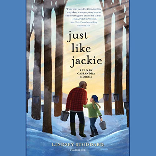 Just Like Jackie audiobook cover art