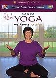 Lilias: Am & Pm Yoga Workouts for Seniors [DVD] [Region 1] [US Import]