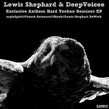 Exclusive Anthem Hard Techno Remixes EP